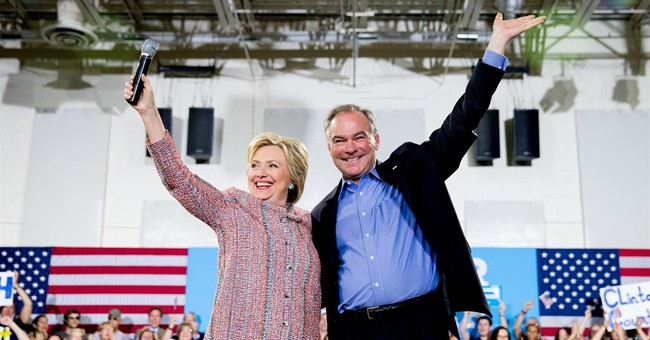 AP sources: Clinton VP search focus is Kaine, Vilsack, Perez