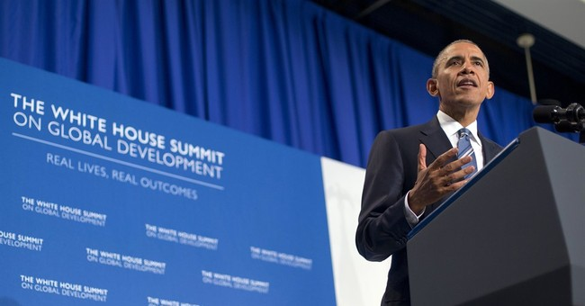 Obama: Development must remain top foreign policy plank