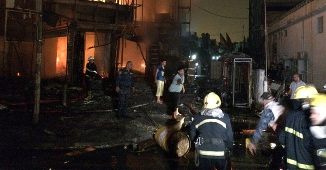 No exit: Safety failures turned Baghdad bombing into inferno