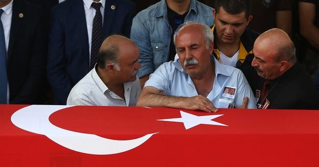How Turkey's military coup failed