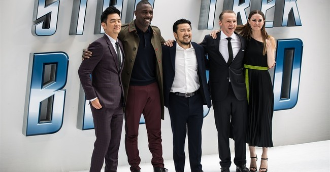 Why Sulu's husband is Asian in 'Star Trek Beyond'