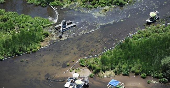 Enbridge reaches $176M agreement for 2010 Michigan oil spill