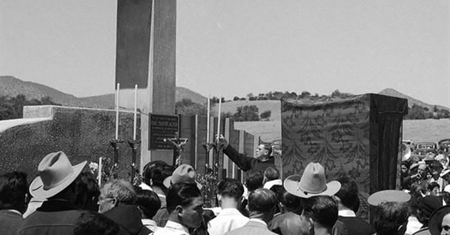 AP EXPLAINS Trump's push for border wall is not a new idea.