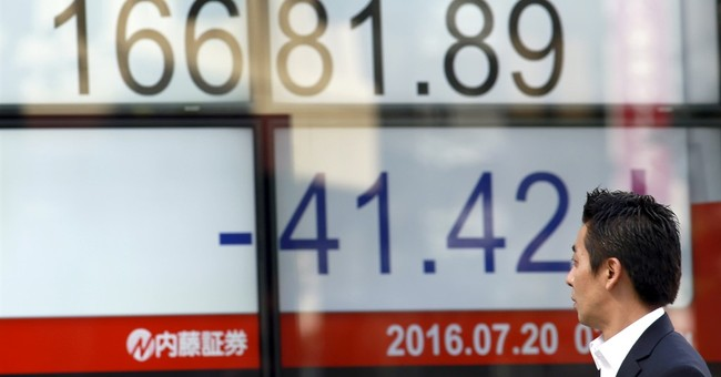 Global stocks resilient amid solid corporate earnings