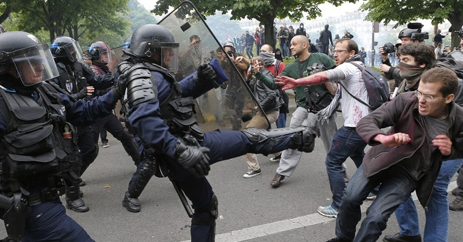 French workers get fewer protections under new law