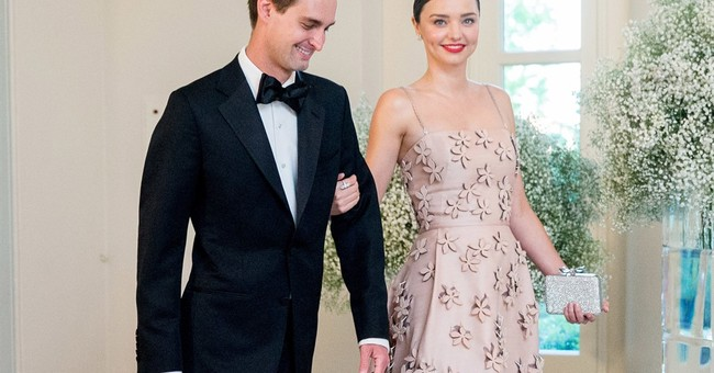 Miranda Kerr engaged to Snapchat co-founder and CEO
