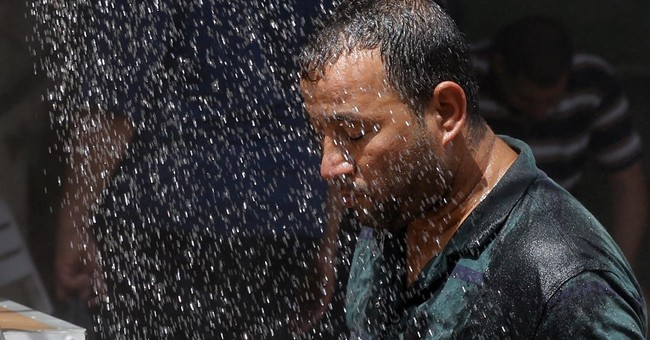 Iraq heat wave sends temperatures up to 53 degrees Celsius