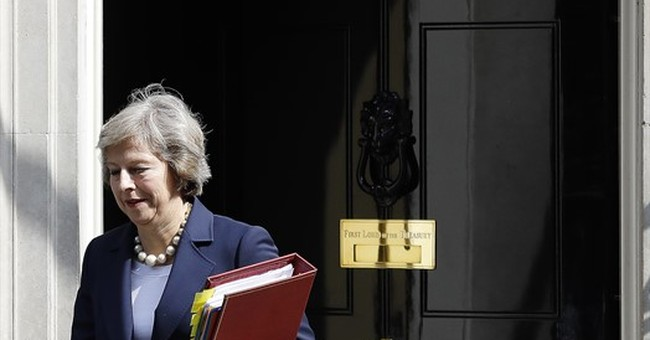 UK's May: No Brexit talks until 'our objectives are clear'