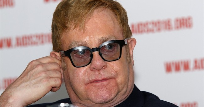 Elton John: LGBT people must be part of AIDS fight