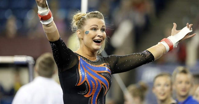 For elite gymnasts, going pro is a complicated choice