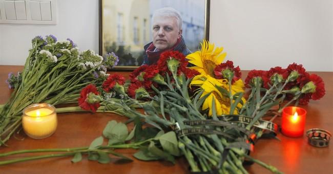 Prominent journalist killed in car bombing in Ukraine