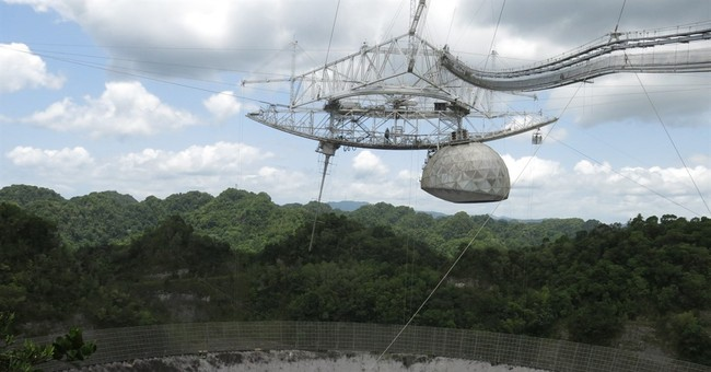 Funding threatens future of giant telescope in Puerto Rico