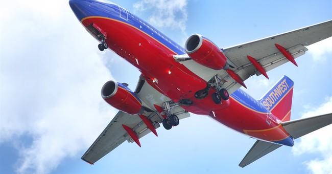 Southwest shares fall after airline cites weak revenue trend