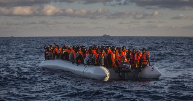 17 bodies found, 1,128 migrants rescued from Mediterranean