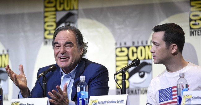 Oliver Stone says studios' boards led to 'Snowden' rejection
