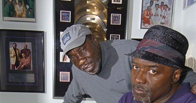 """O'Jays decry use of """"Love Train"""" during RNC"""