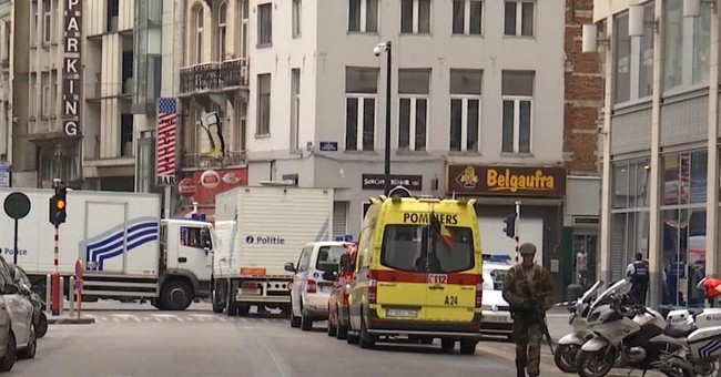 Belgium marks holiday under tightened security