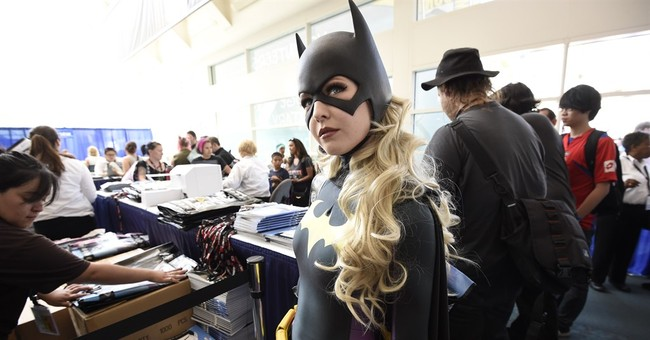 Comic-Con launches with preview night, 'Trek' premiere