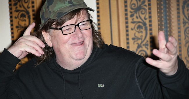 Filmmaker Michael Moore: 'Sorry,' but Trump likely to win