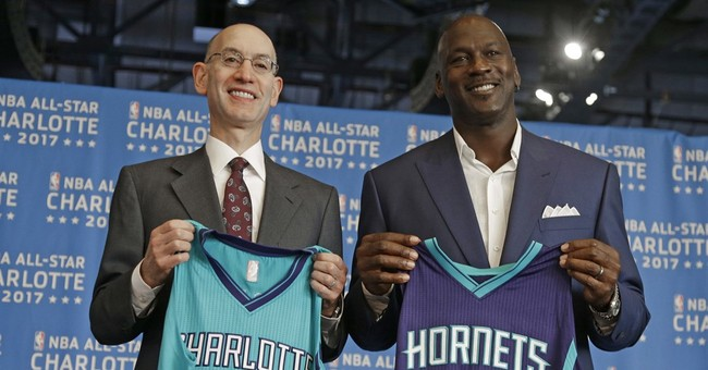 NBA moving All-Star Game out of Charlotte, cites LGBT law