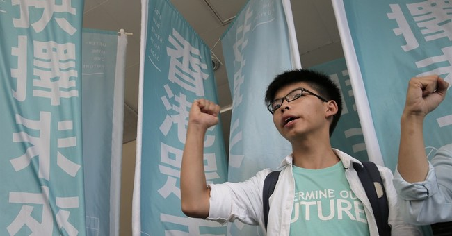 3 student leaders found guilty for Hong Kong street protests