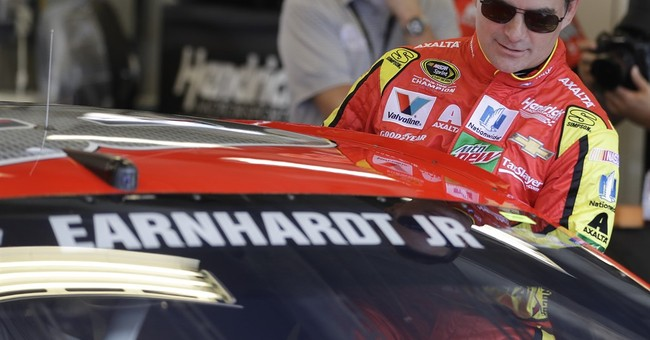Jeff Gordon readies for the Brickyard in surprising return