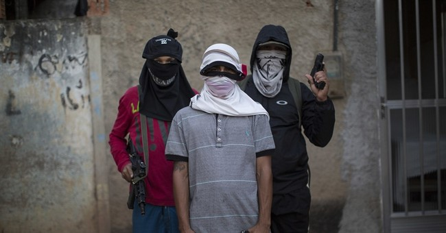 Rio security push crumbles as murders, police killings rise