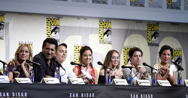 'Fear the Walking Dead' introduces new cast member