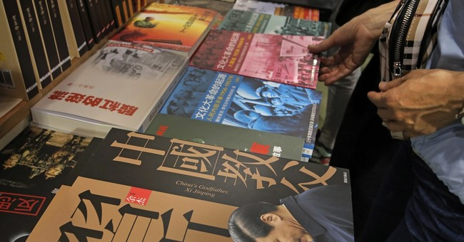 Hong Kong booksellers braving China chill for publishers