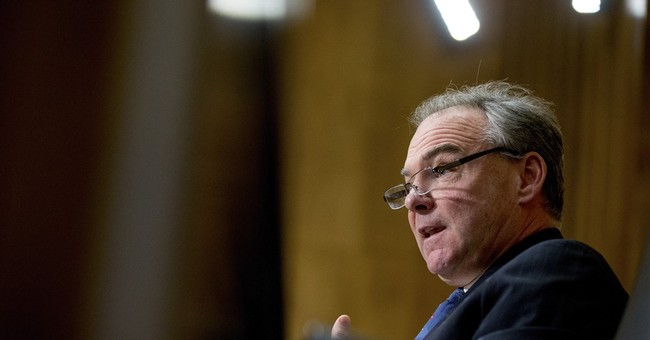 Self-assured, Kaine brings a steady hand to Clinton ticket
