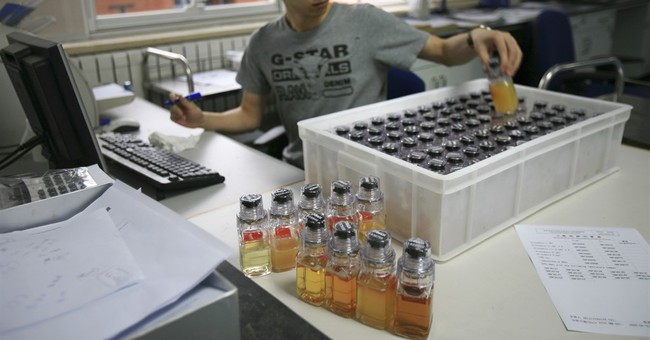 IOC: 45 more positive cases in retests of 2008, '12 samples