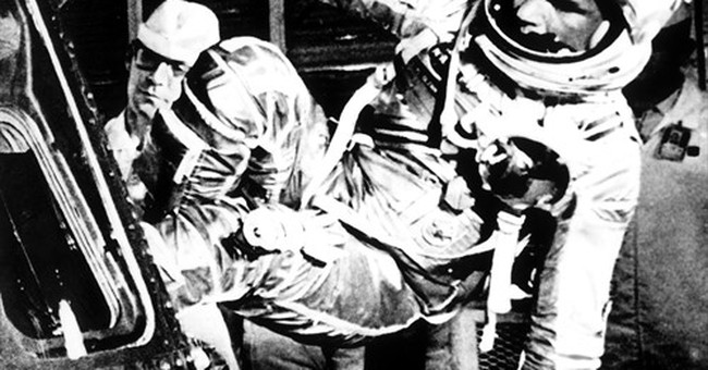 Astronaut John Glenn's historic flight plan sold for $67K