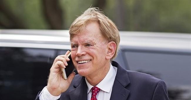 Ex-KKK leader Duke tries political comeback in US Senate run