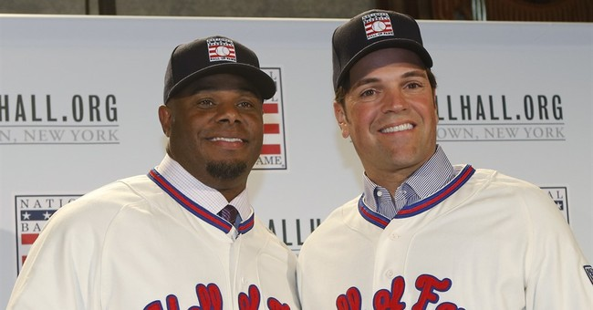 Ken Griffey Jr and Mike Piazza set to enter Hall of Fame