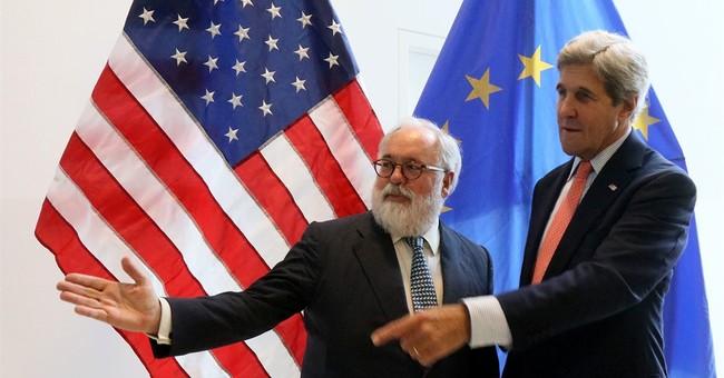 Kerry: Climate change as dangerous as terrorism