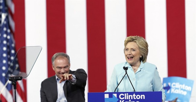 Tim Kaine gets a warm homecoming in Richmond
