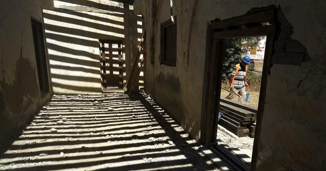 Rebuilding peace: Cyprus restores derelict churches, mosques