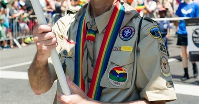 Boy Scouts faring well a year after easing ban on gay adults