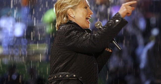 Hillary Clinton still hard to define despite her many roles