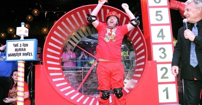 'Double Dare' revived at rowdy Comic-Con event