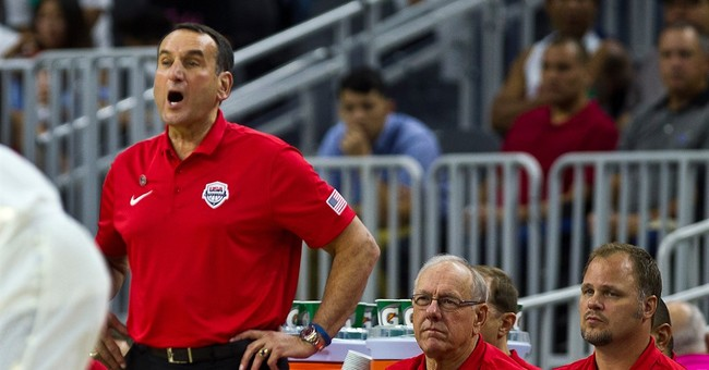 Fans in Vegas miss Olympic hoops exhibition due to glitch