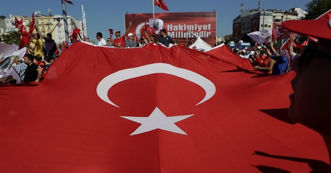 Turkish opposition party denounces coup attempt