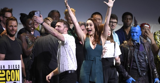 Marvel marks Comic-Con homecoming with a showstopper