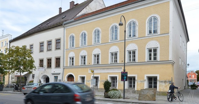 Hitler's birthplace loathes link to him but not the building