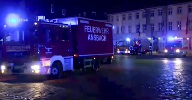 Police: Bavarian official says attacker was denied asylum