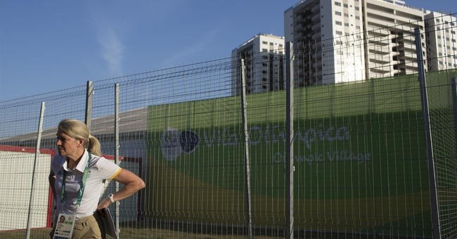 Aussies won't move to Rio village yet; power, plumbing fears
