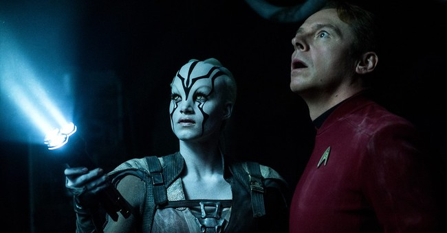 Box Office Top 20: 'Star Trek Beyond' beams up $59.3 million