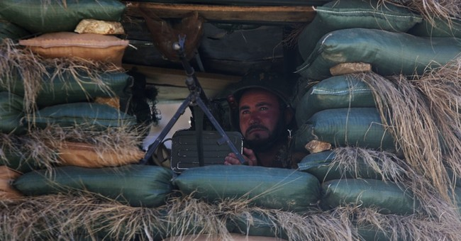 After Obama's green light, Afghan forces on the offensive