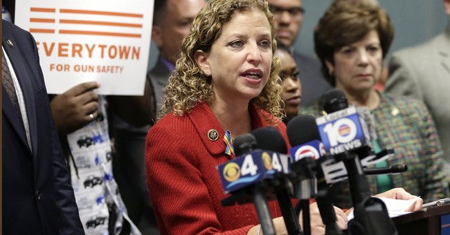 Wasserman Schultz goes from favored to on the outs