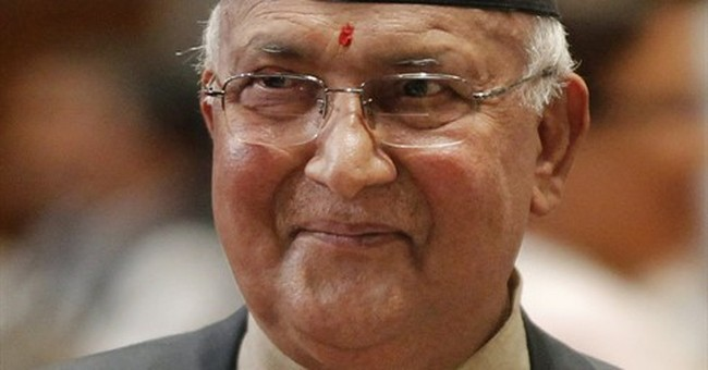 Nepal's prime minister resigns after losing majority support